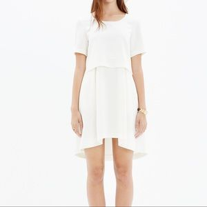 MADEWELL Natural Folio Dress Size 4